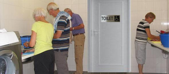 Nieuw sanitair