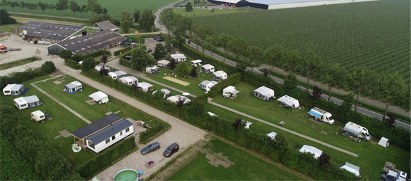 Boerencamping Betuwe Nederland